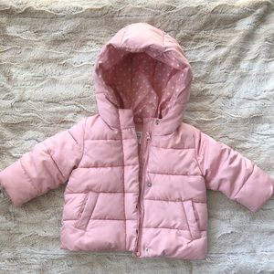 Baby Gap Puffer Coat 18-24m